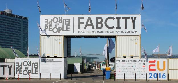 FabCity Amsterdam 2016