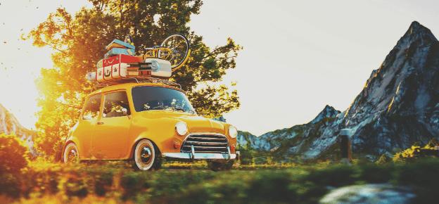 Toetoet! We gaan op vakantie, maar eerst… een winactie!