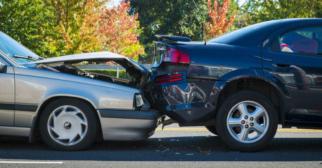 schade aan auto zelf betalen