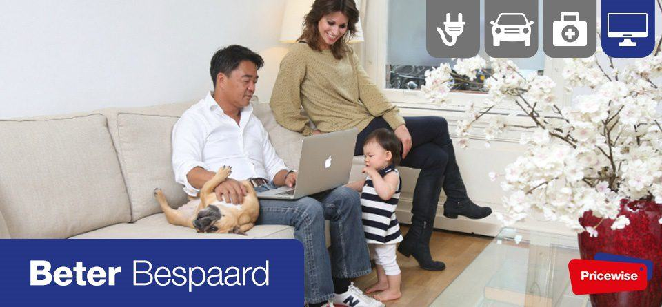 besparen met internet tv en bellen