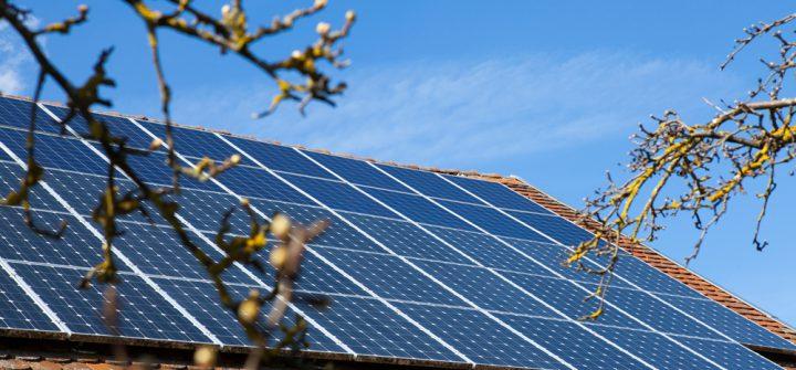 Overstappen met zonnepanelen