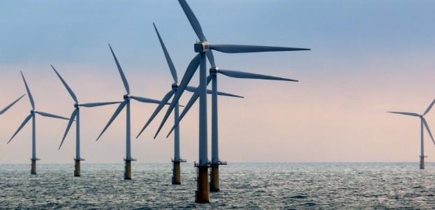 Windmolenpark groene stroom Nederland