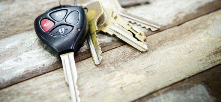 Autosleutel kwijt… wat nu?