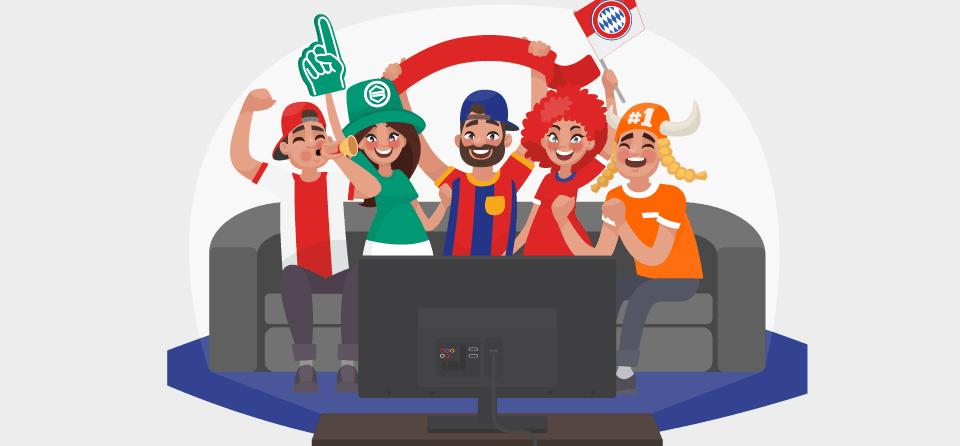 Live voetbal: waar scoor jij de beste deal?