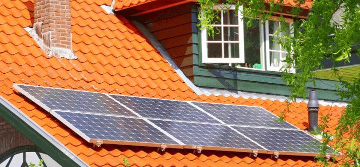 Stroom opwekken met zonnepanelen: wat levert het op?