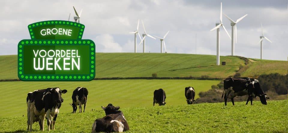 groene voordeelweken