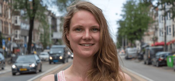 Basketbalfanaat Marlijn kiest haar zorgverzekering