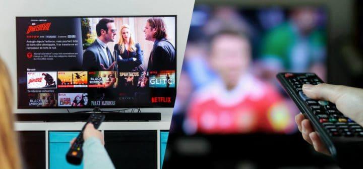 Netflix vs. televisie: wint Netflix het van het ouderwetse tv-kijken?