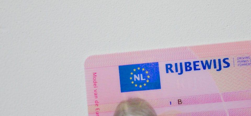 Ben je je rijbewijs kwijt? Dit moet je doen.