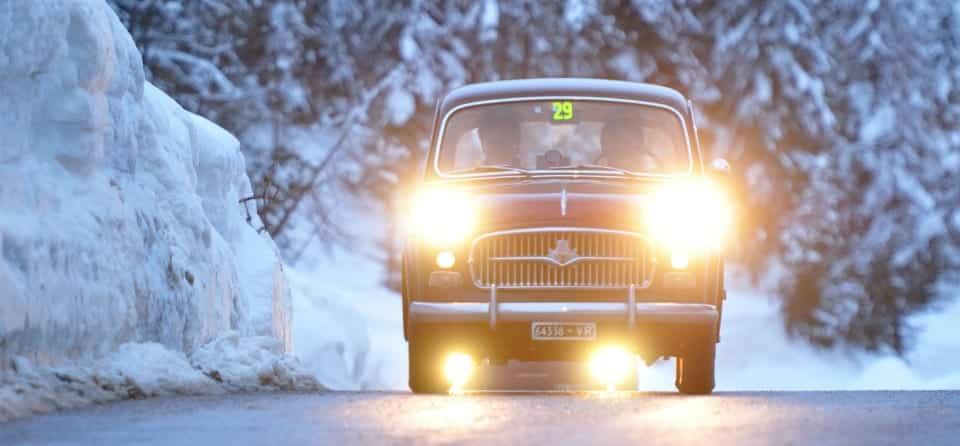 Oldtimer rijden in de winter: vaste lasten en overgangsregeling