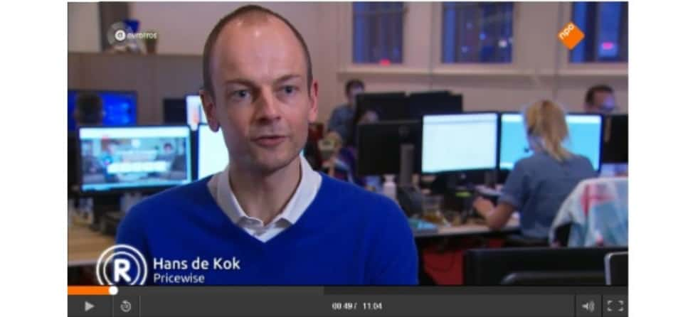 Pricewise directeur Hans de Kok in Radar over zorgcollectieven