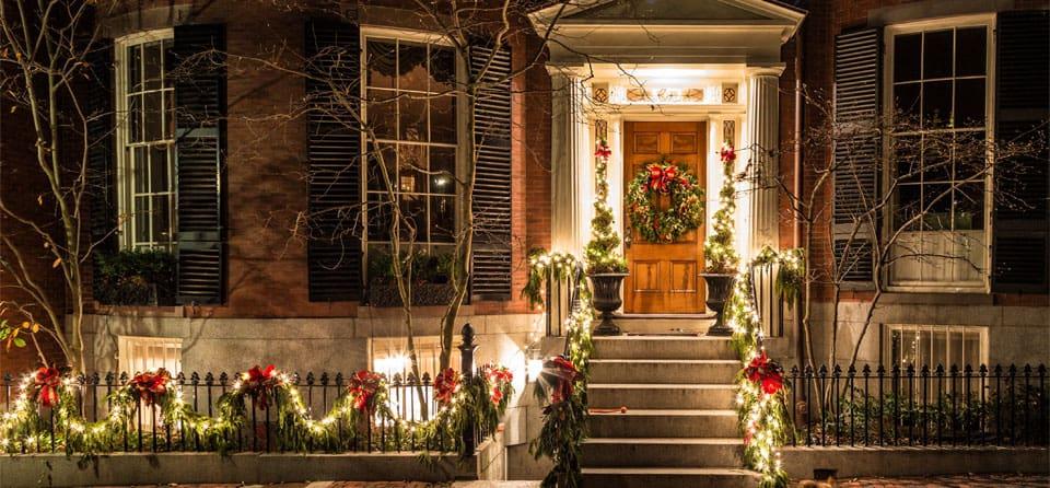 7 tips voor inbraakpreventie tijdens kerstvakantie