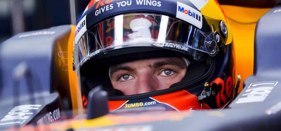 Formule 1 op je tv: zo verlies je Max Verstappen geen seconde uit het oog
