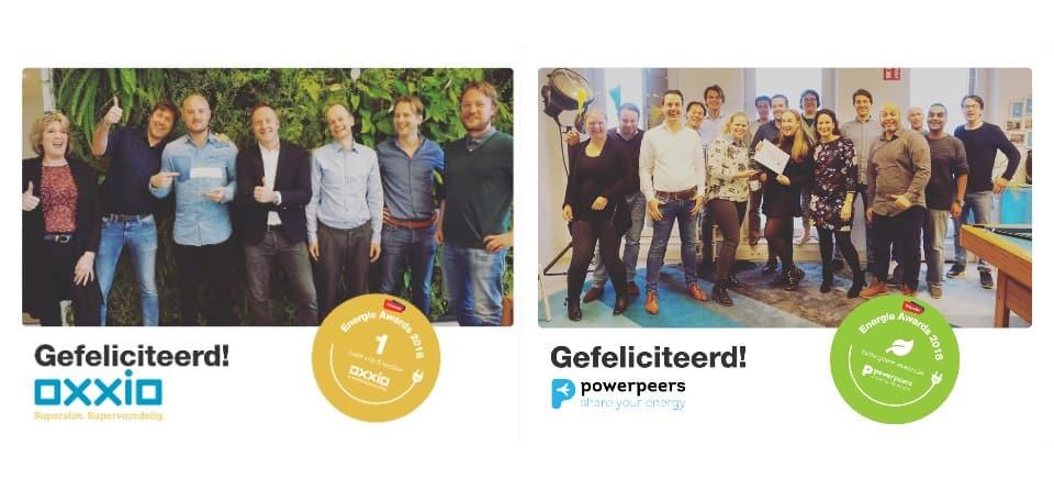 2018 turbulent jaar voor Nederlandse energiesector – Oxxio opnieuw winnaar Pricewise Energie Awards