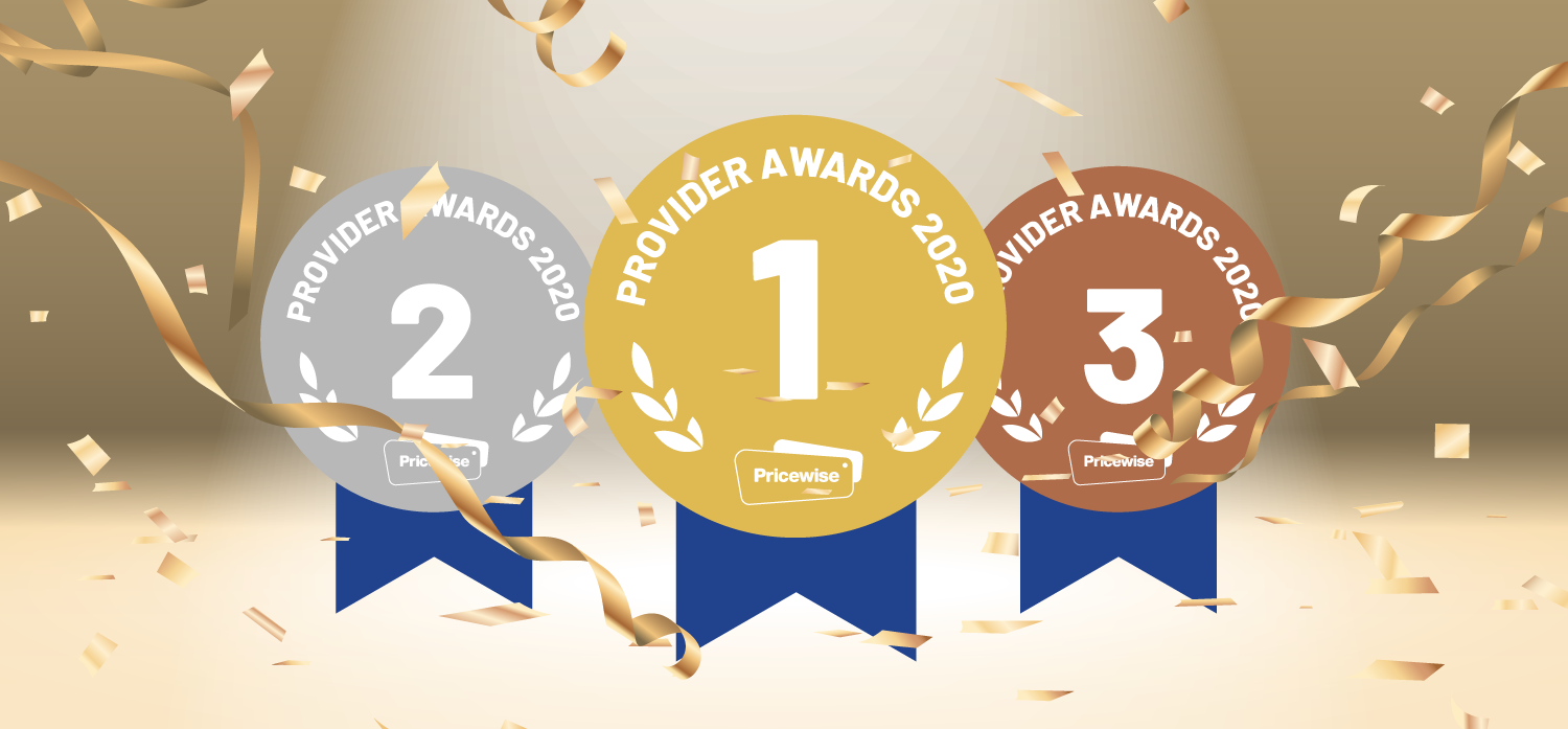 pricewise-provider-awards
